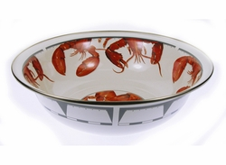 Lobster Serving Basin