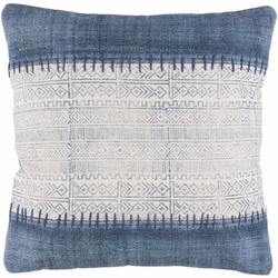 Lola Geometric Pillow in Two Sizes<font color=a8bb35> NEW</font>