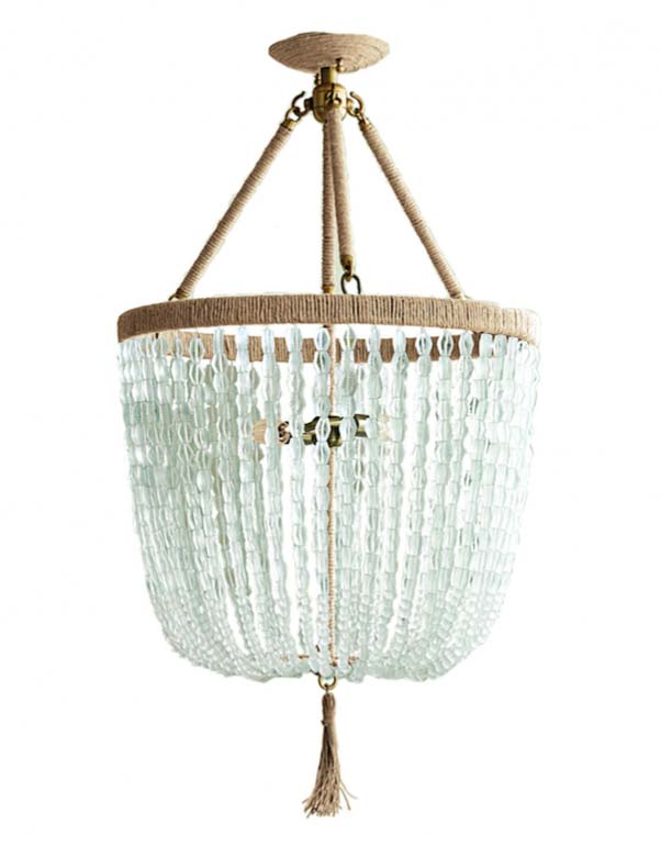 Malibu chandelier in three sizes for sale cottage bungalow mozeypictures Image collections
