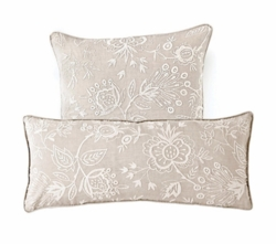Manor House Decorative Pillow