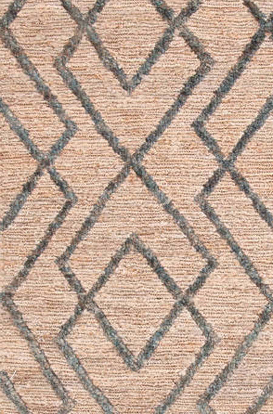Dash And Albert Marco Juniper Jute Soumak Woven Rug For