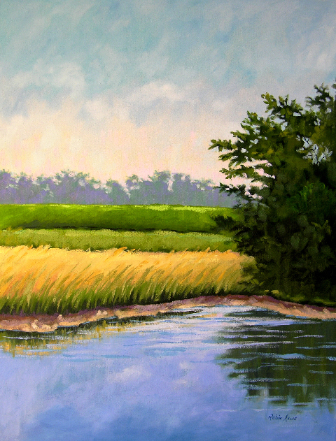 Marsh Breeze Giclee For Sale Cottage Amp Bungalow
