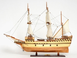 Mayflower Replica Model