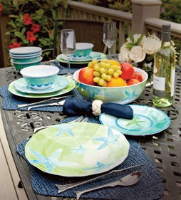 Melamine Dinner Sets