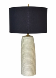 Moby Table Lamp with Three Shade Options