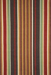 Montana Stripe Cotton Rug <font color=CF2317>Discontinued</font>