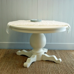 Nantucket Pedestal Table in Two Sizes