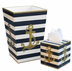 Nautical Bath Set<font color=cf2317> Discontinued</font>