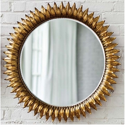 Nautical Coastal Mirrors