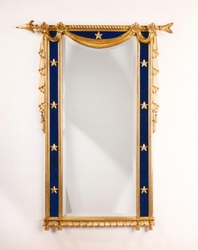 Nautical Regalia Mirror