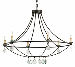 Novella Six-Light Chandelier