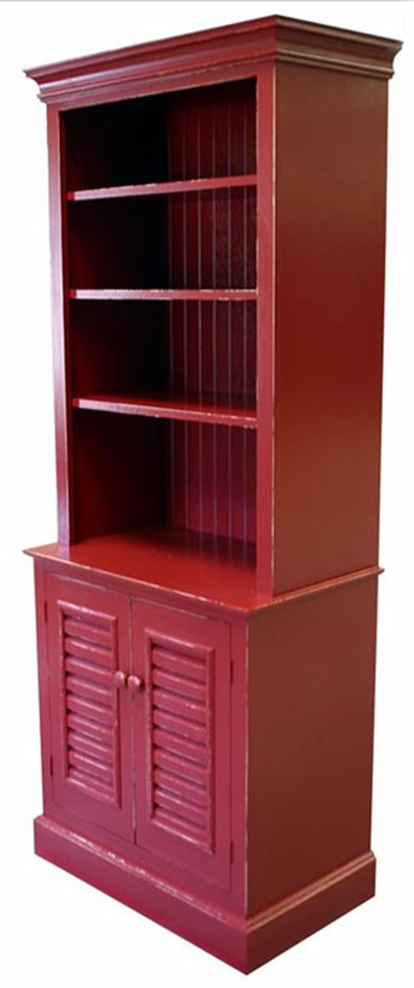 One Piece Bermuda Bookcase For Sale Cottage Amp Bungalow