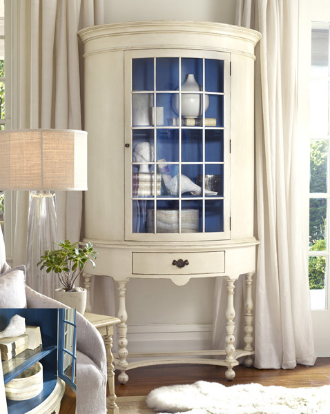Pamlico Half Round Cabinet For Sale Cottage Amp Bungalow