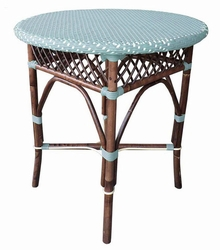 Paris Bistro Table in Blue