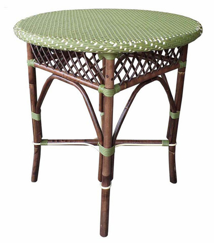 Paris Bistro Table in Green