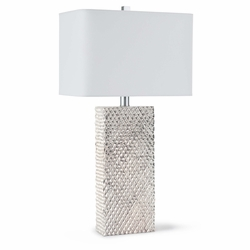 Platinum Table Lamp