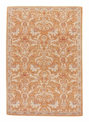 Poeme Corsica Tufted Rug Orange