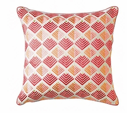Prism Pillow in Red<font color=CF2317> 50% OFF</font>