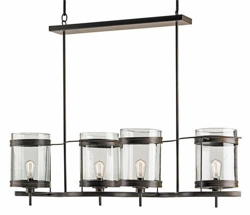 Quartermaine 4-Light Chandelier