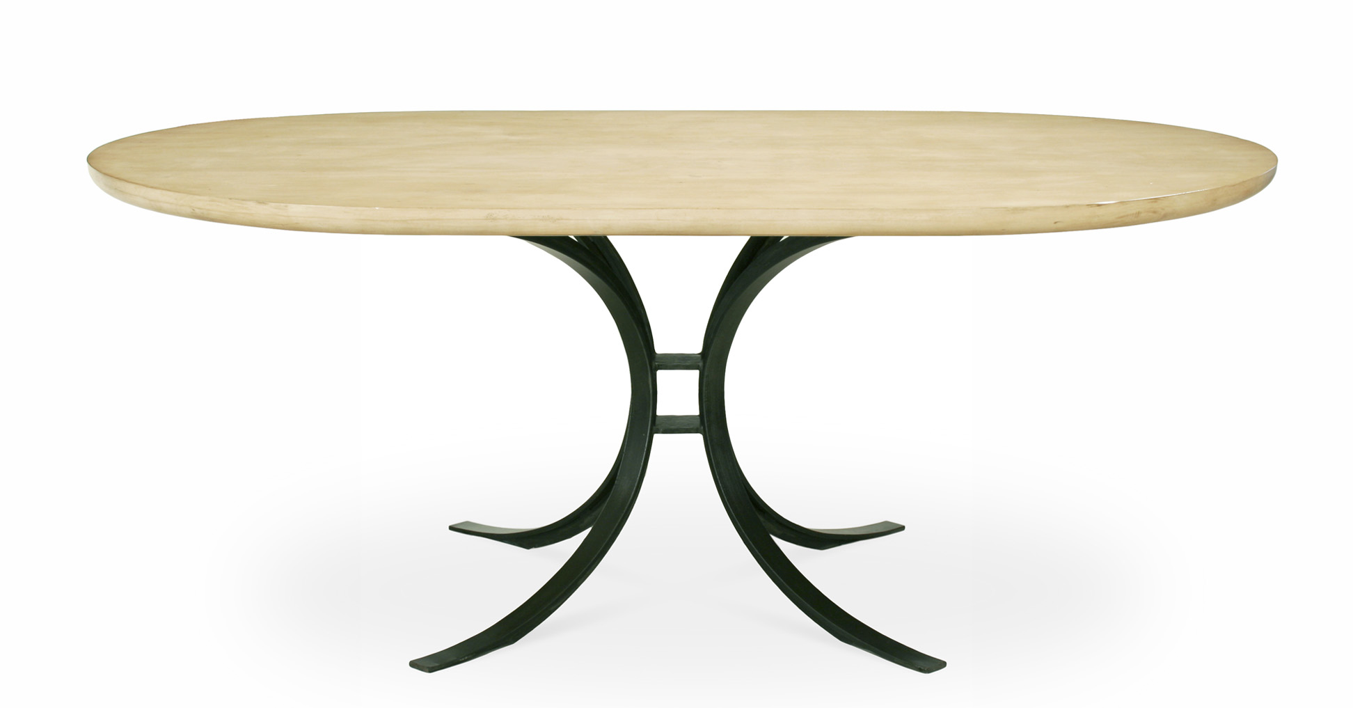 quincy oval dining table for sale cottage bungalow