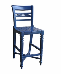 Raffles Bar or Counter Stool