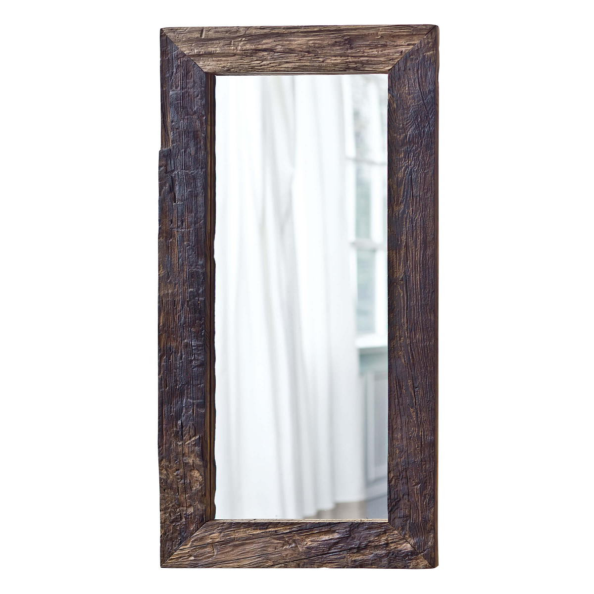Reclaimed Wood Mirror for Sale - Cottage & Bungalow