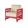 Regeant Rattan Lounge Chair in Three Colors