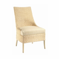 Riva Rattan Dining Chair