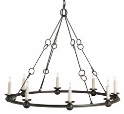 Rooney 8-Light Chandelier