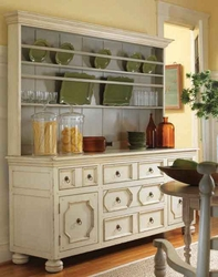 Sag Harbor Buffet with Rack Option