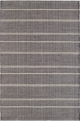 Samson Indoor/outdoor Rug in Black <font color=a8bb35>NEW</font>