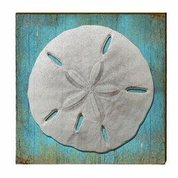 Sand Dollar Beach Wall Art