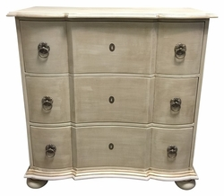 Scalloped Chest