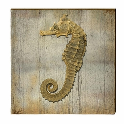 Sea Horse Beach Wall Art
