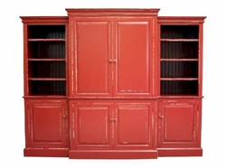 Sea Island Wall Unit