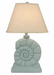 Sea Snail Table Lamp