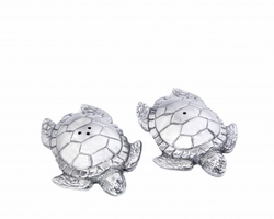 Sea Turtle Salt & Pepper Shakers