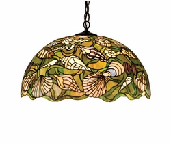 Seashell Pendant Light