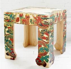 Shanghai Loft Bunching Table - Imaged
