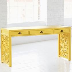 Shanghai Rose Writing Desk