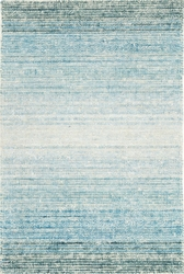 Sky Moon Cotton Blend Woven Rug