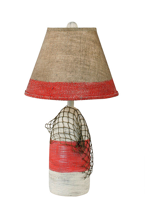 Small Buoy Lamp With Net For Sale Over 185 Lamps