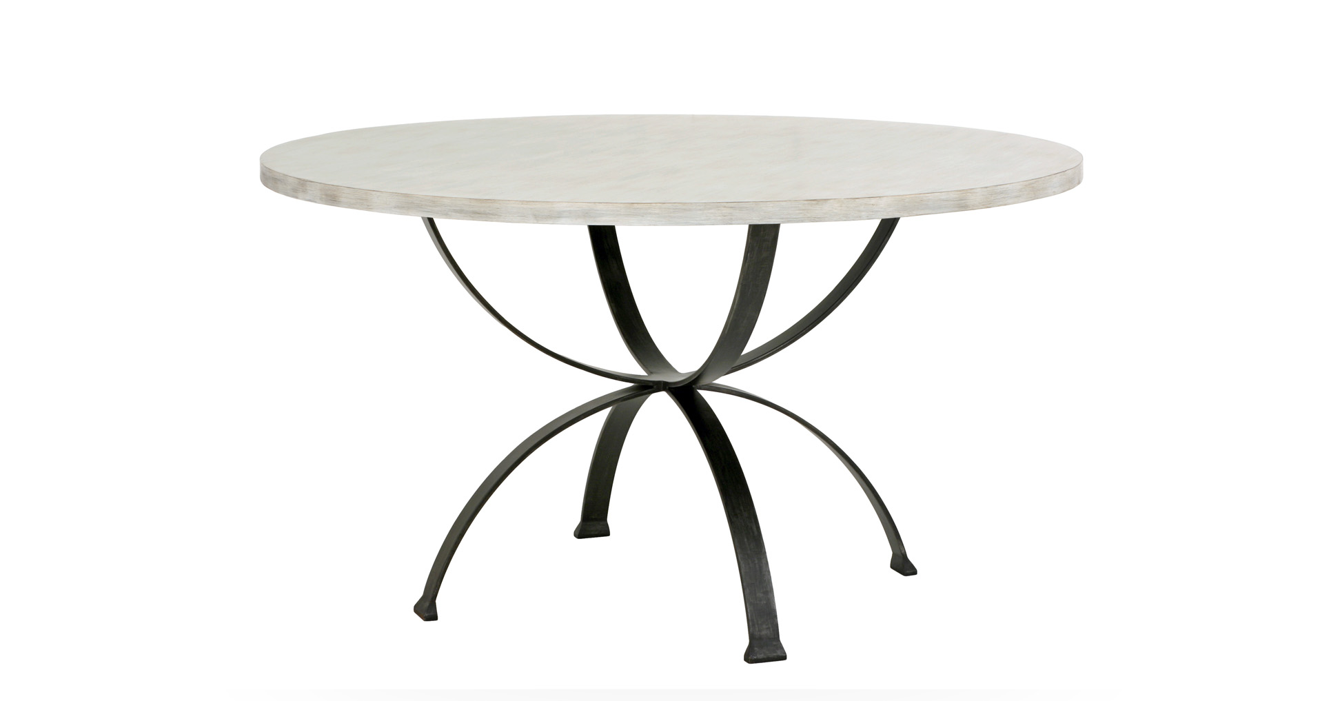 Sophia Round Dining Table In Four Sizes For Sale Cottage