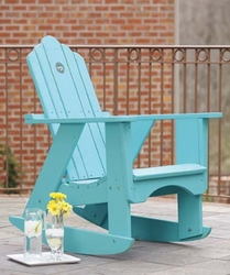 Spring Lake Outdoor Rocker