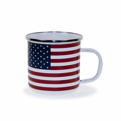 Stars & Stripes Adult Mugs Set of Four
