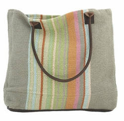 Stone Soup Woven Cotton Tote Bag<font color=a8bb35> 20% OFF</font>