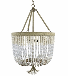 Stoney Chandelier in Two Sizes
