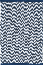 Streeter Indigo Indoor/Outdoor Rug
