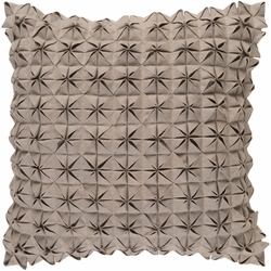 Structure Pillow Taupe<font color=cf2317> 20% Off</font>
