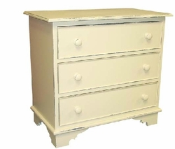 Sullivan's Island Three Drawer Chest